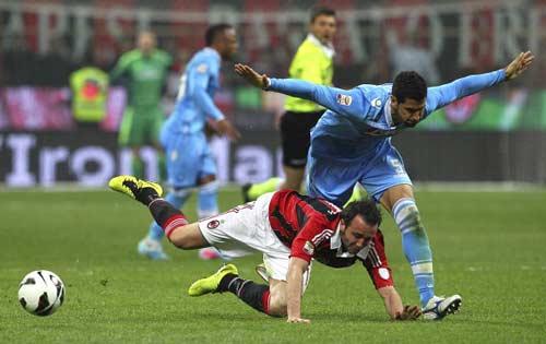 Serie A sau vòng 32: Bà đầm độc diễn - 1
