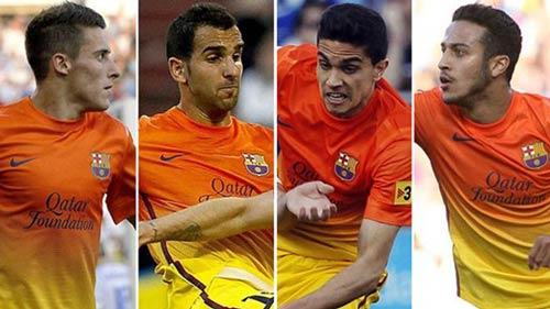 Barca: Niềm tin vào thế hệ 9x - 1