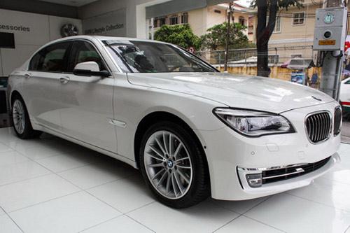 BMW 7-series giá khủng đổ bộ Việt Nam - 1
