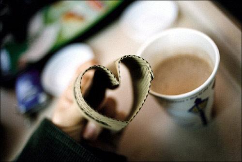 Thơ tình: Cafe và mơ muối - 1