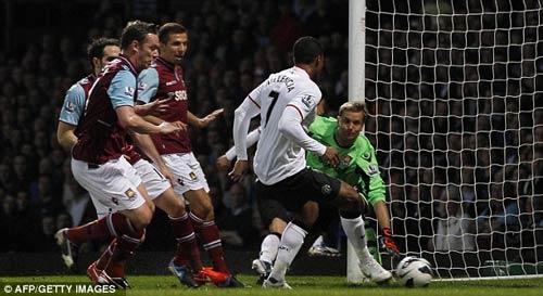West Ham – MU: Rượt đuổi ngoạn mục - 1