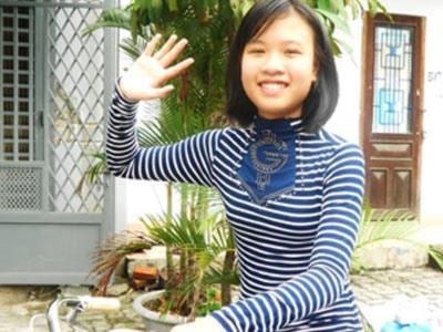 Vào vai Thủy Tinh, đoạt giải cuộc thi viết thư UPU - 1