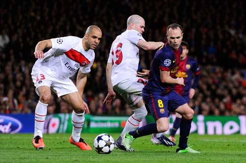 """PV Iniesta: """"Barca khó, Bayern cũng vậy"""" - 1"""