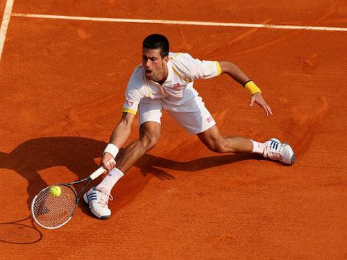 Djokovic - Nieminen: Dập tắt hiện tượng (TK Monte-Carlo) - 1
