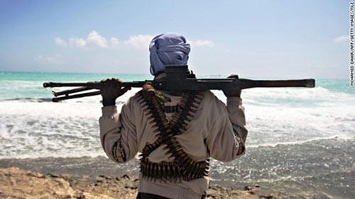 Mất 18 tỷ USD/năm vì cướp biển Somali - 1