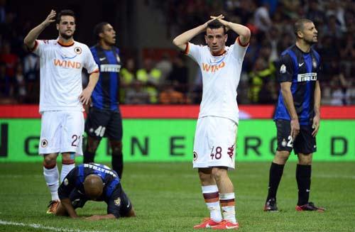 Inter – Parma: Gắng gượng bước đi - 1