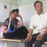 Tai nạn ở Lào, hơn 30 người Việt thương vong