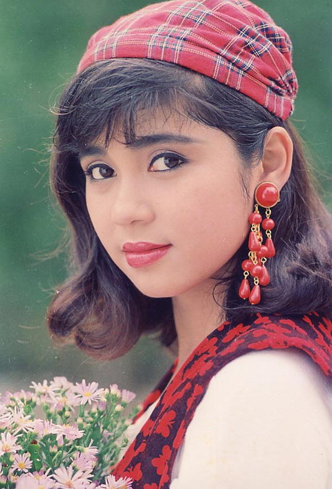 Việt Trinh của những năm 1990 từng nổi tiếng với hàng loạt các bộ phim đình đám