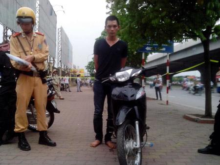 NK141: Truy đuổi tên trộm xe chuyên nghiệp - 1