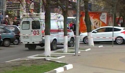 Xả súng điên cuồng ở Nga, 6 người chết - 1