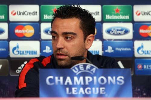 Với Xavi, cầm bóng là chìa khóa hạ Bayern - 1