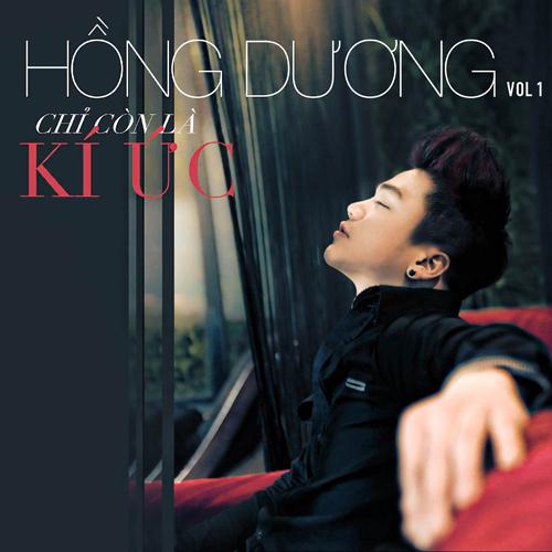 Hồng Dương bảnh bao trong album đầu tay - 1