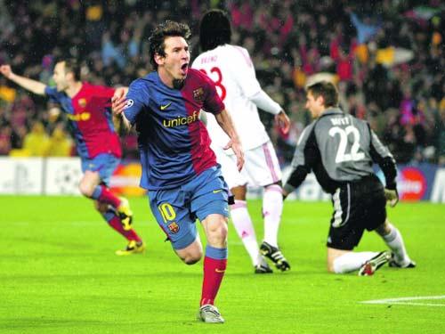Bayern – Barca: Ngai vàng chỉ có một - 1