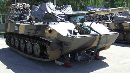 Nga chi 100 triệu USD nâng cấp xe tăng BMD-1 - 1