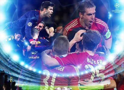 Barca, Bayern & cuộc chiến Bundes - Liga - 1