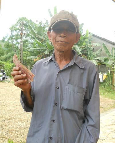60 hộ dân bị cán bộ BQL dự án rừng lừa tiền - 1
