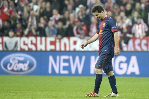 Messi thừa nhận không đạt 100% thể lực - 1