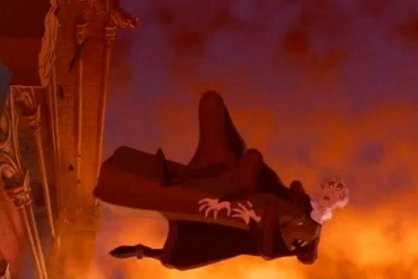 Những cái chết tàn nhẫn trong phim Disney - 1