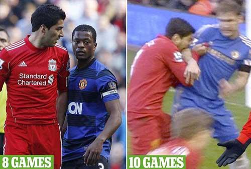 Suarez bị FA treo giò đến tận tháng 9 - 1