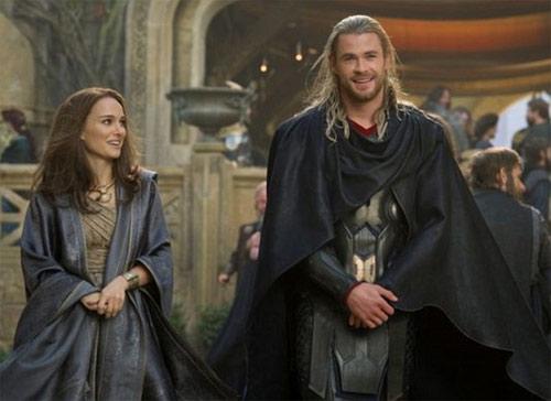 Thần sấm Thor tung trailer hoành tráng - 1