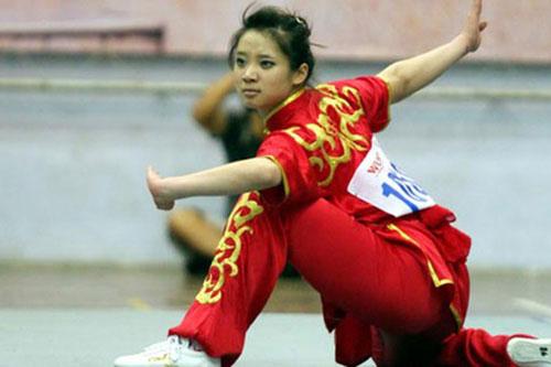 """SEA Games 27: Nỗi lo từ """"mỏ vàng"""" Wushu - 1"""