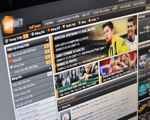 'Luật hóa' cho phép cá độ bóng đá quốc tế - 1