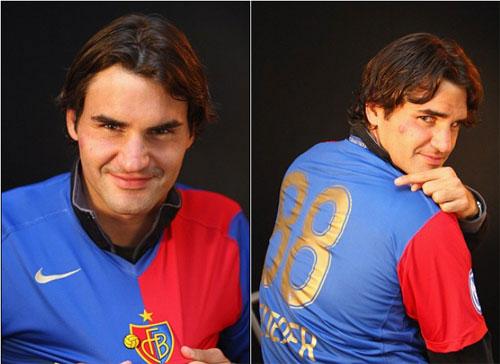 Federer cổ vũ Basel hạ Chelsea - 1