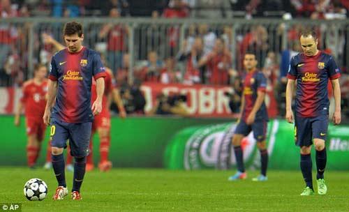 Fan Barca, Real chấn động vì thua thảm - 1