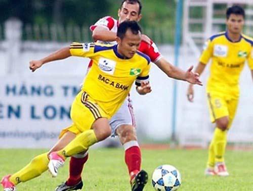 V-League 2013: Thời của Hữu Thắng - 1