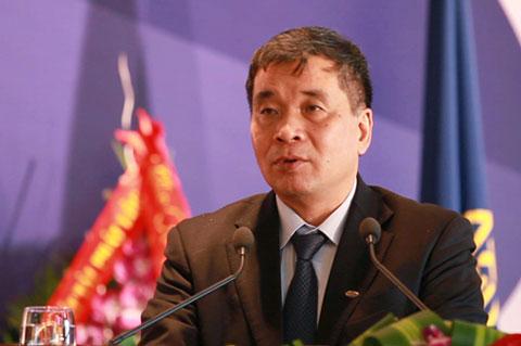 Chủ tịch Vinaconex xin lỗi vì lỡ lỗ 619 tỷ - 1