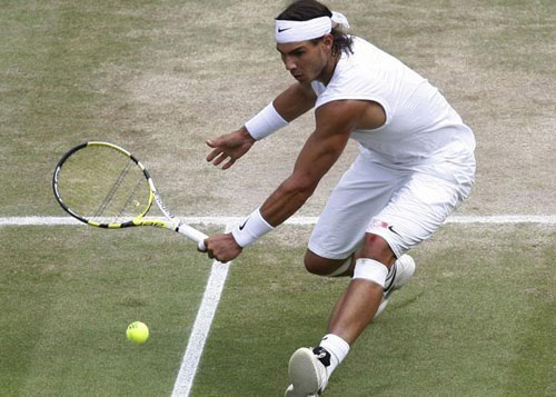 """Nadal: """"Tâm lý chiến"""" với Federer (Kỳ 16) - 1"""