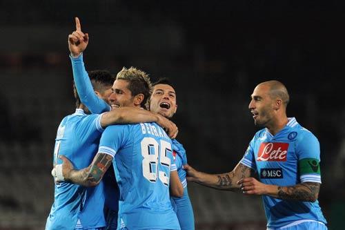 Trước vòng 34 Serie A: Chưa thể lên ngôi - 1