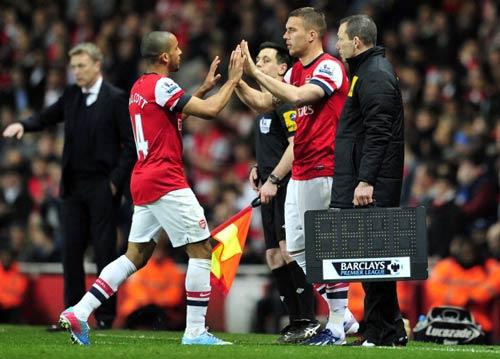 Arsenal – MU: Danh dự chờ sát thủ - 1