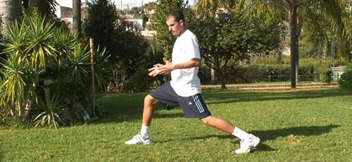 Học tennis qua tivi: Bài tập khởi động (P1) - 1
