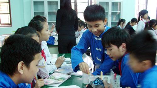 Hà Nội: 67% cơ hội học THPT công lập - 1