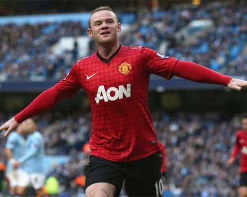 """MU muốn """"trói chân"""" Rooney - 1"""