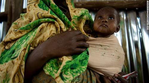 260.000 người Somalia chết đói trong 2 năm - 1