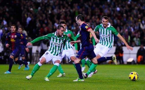 La Liga trước V34: Chưa có tân Vương - 1