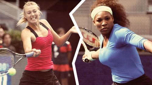 Madrid Open: Sharapova soán ngôi của Serena? - 1
