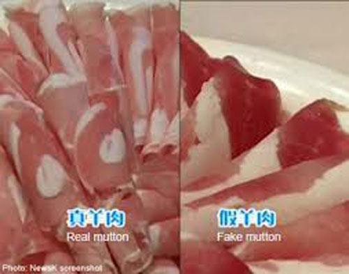 TQ: Hãi hùng thịt chuột chế thành thịt cừu - 1