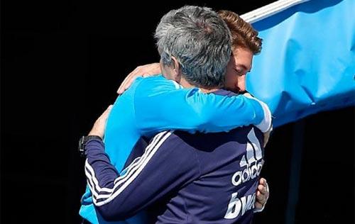 Bằng chứng Mourinho sắp rời Real - 1