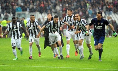 Juventus: Bước nhẹ tới thiên đường - 1