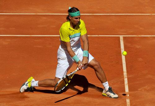 Madrid Open: Nadal đụng Djokovic hay Federer? - 1