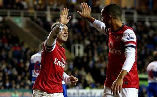 QPR- Arsenal: Thắng và chờ đợi - 1