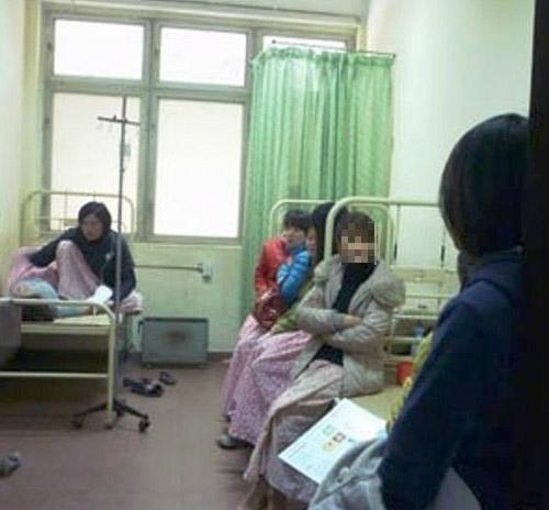 Nữ sinh lớp 11, 4 lần phá thai - 1