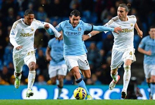 Swansea – Man City: Khởi động cho FA Cup - 1