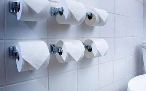 """Dị ứng """"vùng kín"""" vì giấy vệ sinh - 1"""