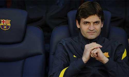 Barca sai lầm khi bổ nhiệm Vilanova - 1