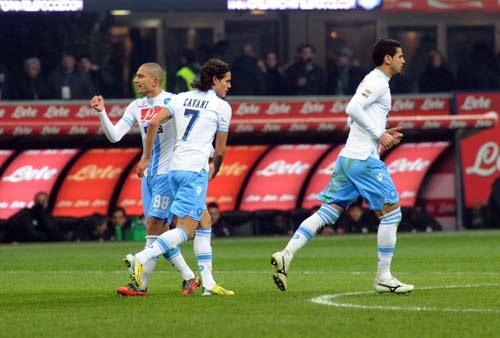 Napoli – Inter: Ngọn nến trước gió - 1
