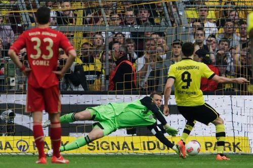 Dortmund - Bayern: Tiếc cho chủ nhà - 1